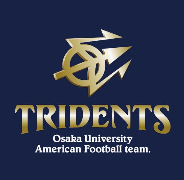 【RELEASE】大阪大学アメリカンフットボール部トライデンツ